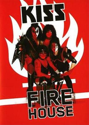 Rent Kiss: Fire House Online DVD Rental