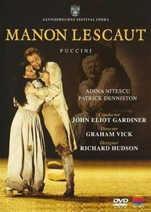 Rent Puccini: Manon Lescaut: Glyndebourne Festival Opera Online DVD Rental