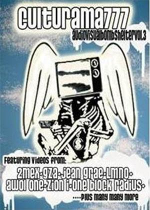 Awol One Culturama 777: Audiovisual Bombshell: Vol.3 Online DVD Rental