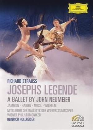 Rent Richard Strauss: Josephs Legende: Wiener Philharmoniker Online DVD Rental