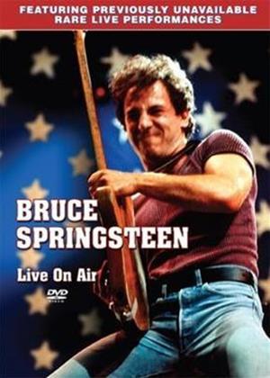 Bruce Springsteen: Live on Air Online DVD Rental