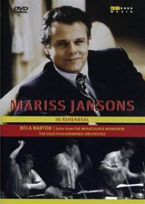 Rent Mariss Jansons in Rehearsal Online DVD Rental