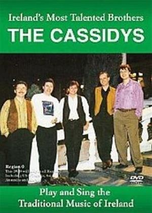 The Cassidys: Ireland's Most Talented Brothers Online DVD Rental