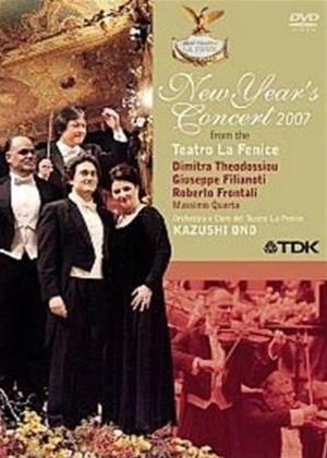New Year's Concert 2007 Online DVD Rental