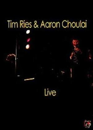 Rent Tim Ries and Aaron Choulai Live Online DVD Rental