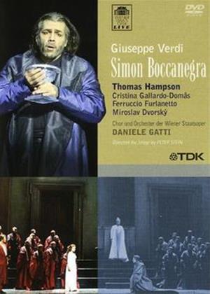 Verdi: Simon Boccanegra Online DVD Rental