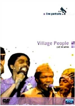 Rent Village People: Live in Japan Online DVD Rental