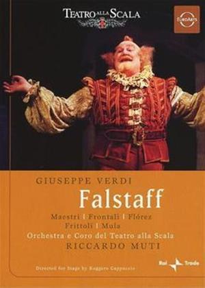 Rent Verdi: Falstaff: Teatro Verdi Busseto Online DVD Rental