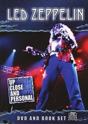 Led Zeppelin: Up Close and Personal Online DVD Rental