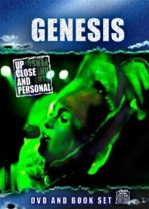 Genesis: Up Close and Personal Online DVD Rental