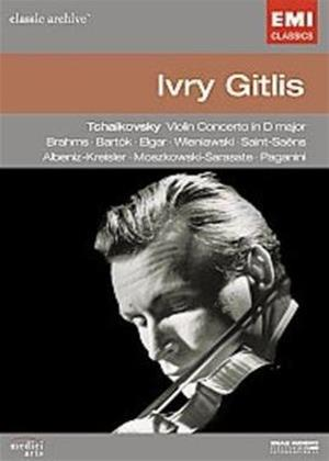 Ivry Gitlis Online DVD Rental