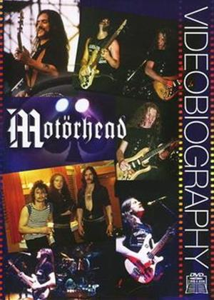 Motorhead: Videobiography Online DVD Rental