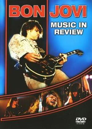 Bon Jovi: Music in Review Online DVD Rental