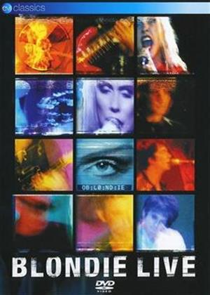 Blondie: Live Online DVD Rental