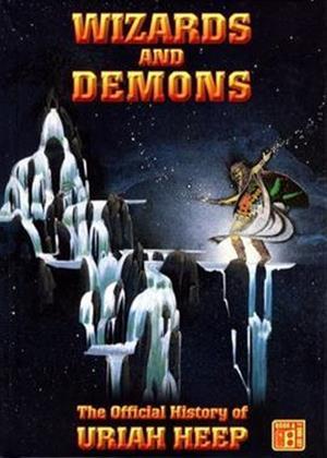 Uriah Heep: Demons and Wizards Online DVD Rental