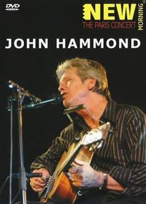 Rent John Hammond: The Paris Concert Online DVD Rental