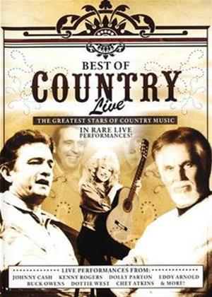Best of Country Live Online DVD Rental
