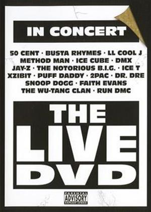 In Concert: The Live Online DVD Rental