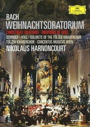 Bach: Christmas Oratorio: Waldhausen church Online DVD Rental