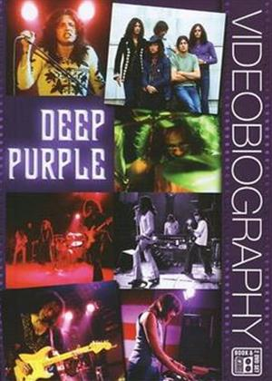 Deep Purple: Videobiography Online DVD Rental