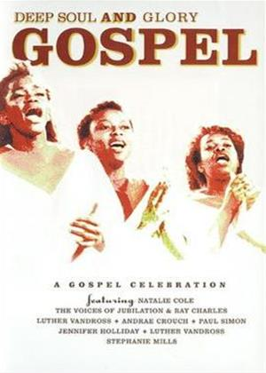 Rent Deep Soul and Glory Gospel Online DVD Rental
