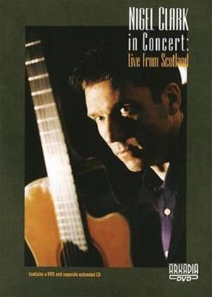 Nigel Clark: Live from Scotland Online DVD Rental