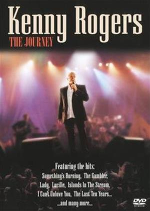 Rent Kenny Rogers: The Journey Online DVD Rental