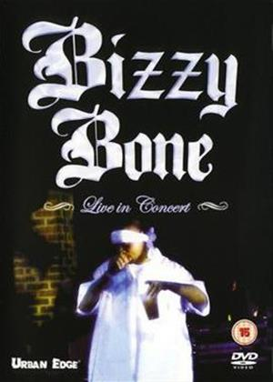 Bizzy Bone: Live in Concert Online DVD Rental