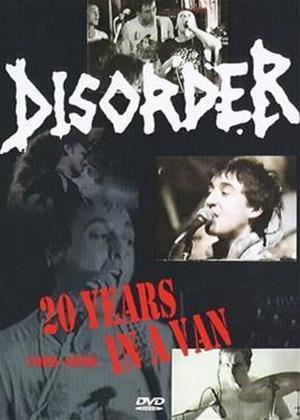 Rent Disorder: 20 Years in a Van: 1986-2006 Online DVD Rental
