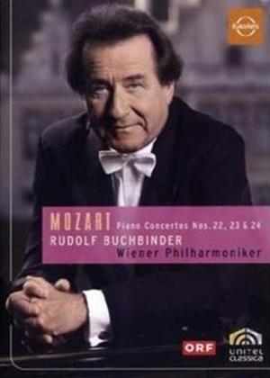 Rent Mozart: Piano Concerto's 22, 23 and 24: Rudolf Buchbinder Online DVD Rental