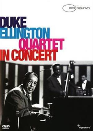The Duke Ellington Quartet in Concert Online DVD Rental