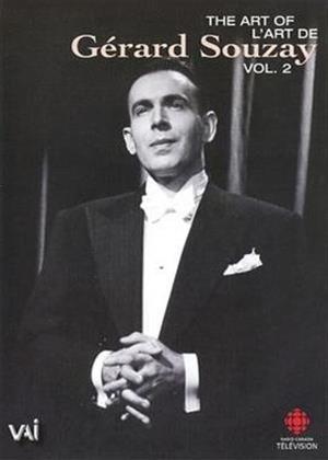 Souzay: The Art of Gerard Souzay: Vol.2 Online DVD Rental