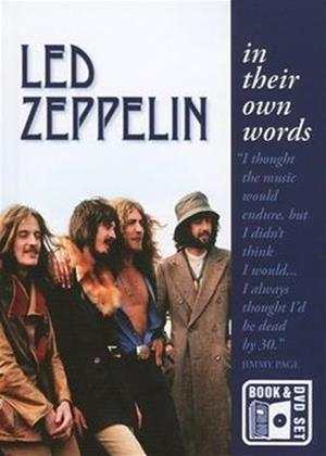 Led Zeppelin: In Their Own Words Online DVD Rental