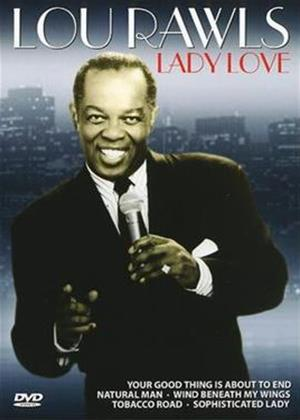 Rent Lou Rawls: Lady Love Online DVD Rental