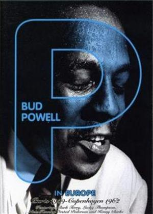 Rent Bud Powell: In Europe: Paris 1959, Copenhagen 1962 Online DVD Rental