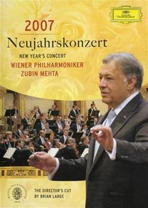 Zubin Mehta: New Years Concert 2007 Online DVD Rental