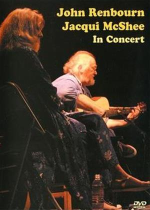 Rent John Renbourn and Jacqui Mcshee: In Concert Online DVD Rental