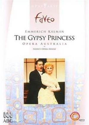 Rent Emmerich Kalman: The Gypsy Princess Online DVD Rental