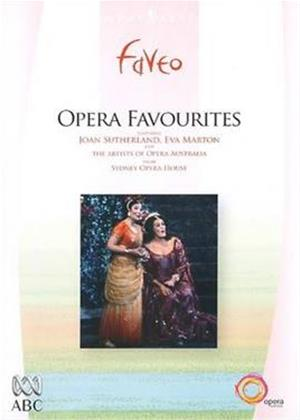 Rent Opera Favourites Online DVD Rental
