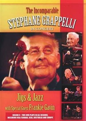 Rent The Incomparable Stephane Grappelli Online DVD Rental