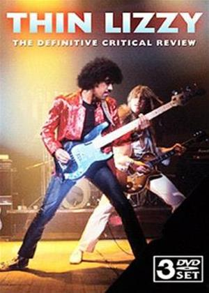 Rent Thin Lizzy: The Definitive Critical Review Online DVD Rental