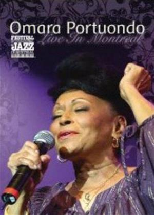 Omara Portuondo: Live in Montreal Online DVD Rental