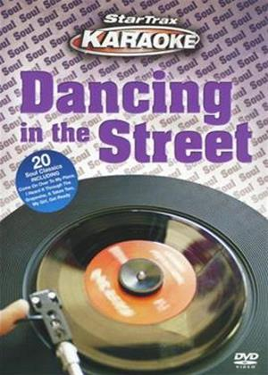 Startrax Karaoke: Dancing in the Street Online DVD Rental