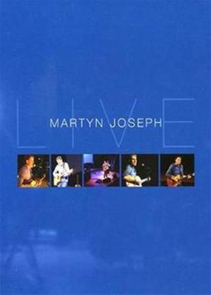 Rent Martyn Joseph Live Online DVD Rental