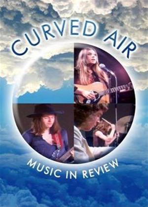 Curved Air: Music in Review Online DVD Rental