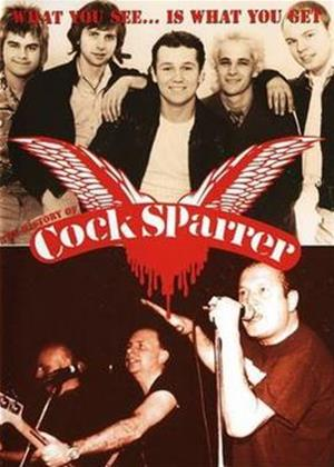 Rent Cock Sparrer: What You See Is What You Get Online DVD Rental