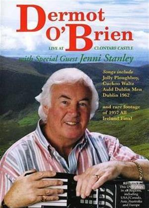 Dermot O'Brien: Live at Clontarf Castle Online DVD Rental