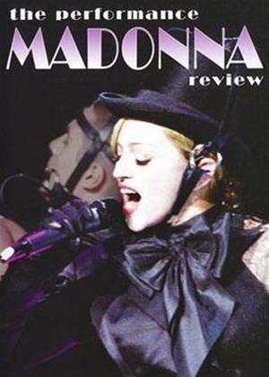 Madonna: The Performance Review Online DVD Rental