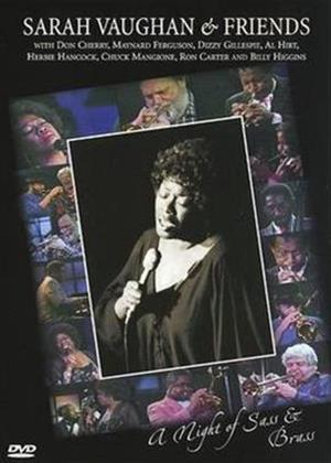 Rent Sarah Vaughan and Friends: A Night of Sass and Brass Online DVD Rental