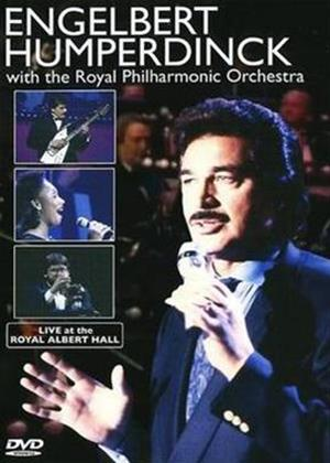 Rent Engelbert Humperdinck: With the Royal Philharmonic Orchestra Online DVD Rental